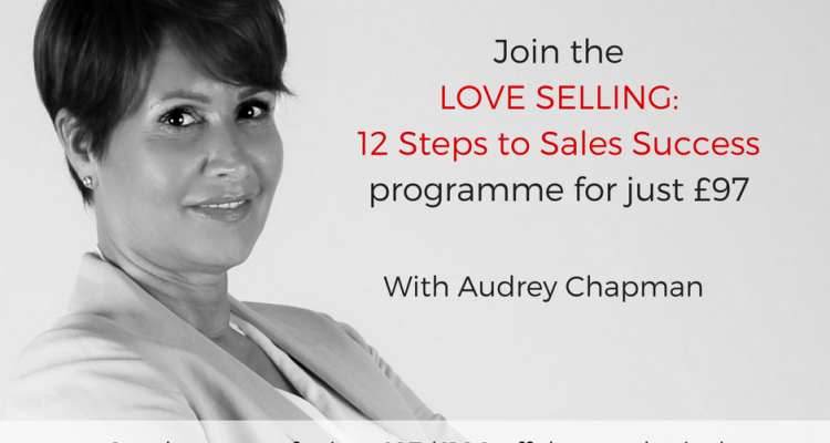 love selling sales