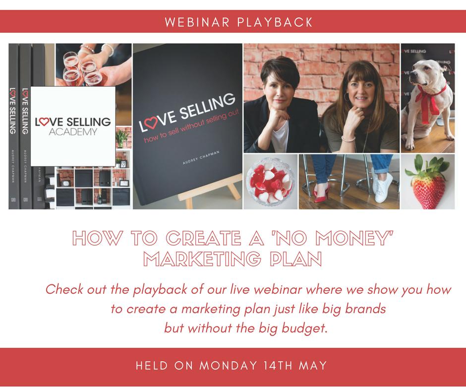 Webinar marketing with no budget